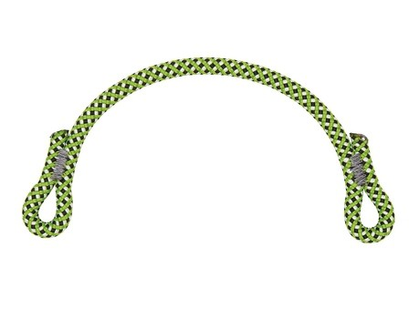 Courant Millo Seilbrücke Grün 25 cm