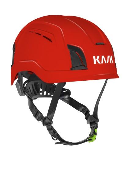 Kask Zenith X PL EN 12492 Rot
