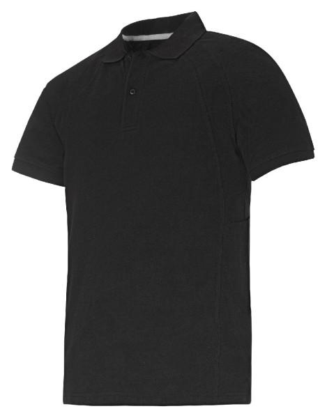 Snickers 2710 Poloshirt Multip. schwarz XS