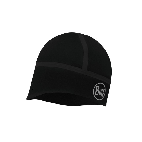 Buff Windproof Hat SOLID BLACK S/M