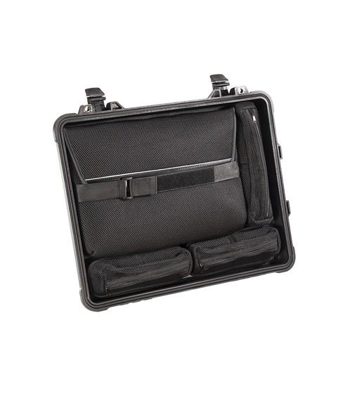 Peli 1560 Studio Case Deckeleinlage mit Laptopfach