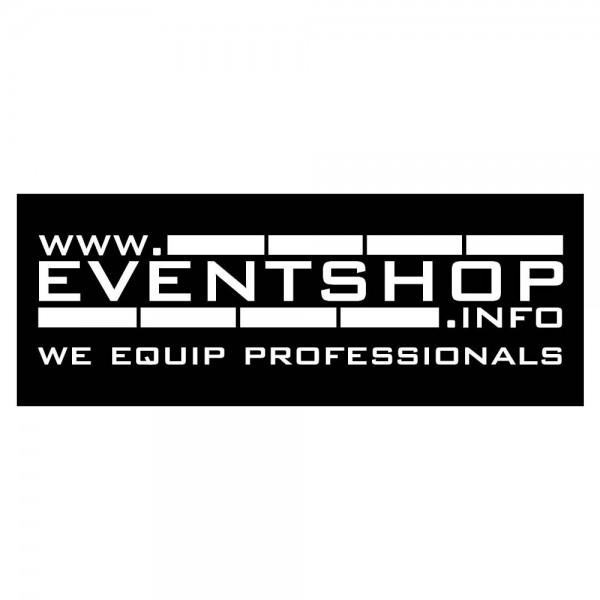 Eventshop Aufkleber verschiedene Größen