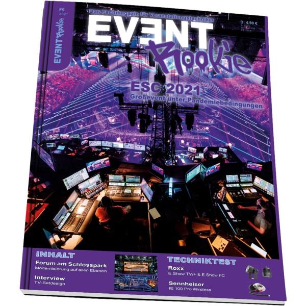 EventRookie Ausgabe #6 2021