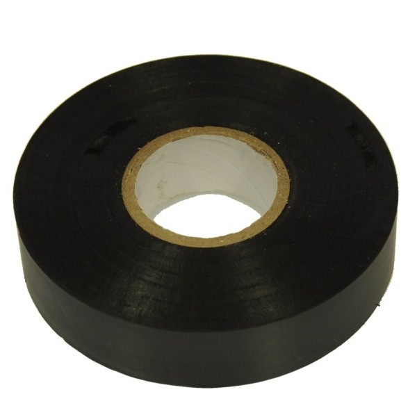 Le Mark PVC Tape Black 19mm x 33m