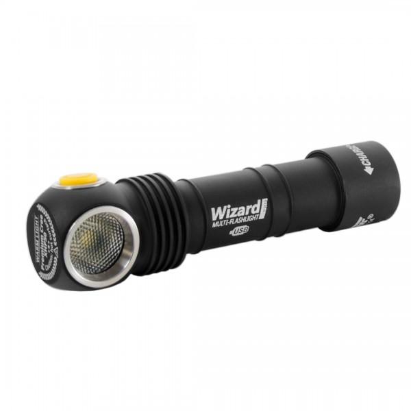 Bild-von-F05501SC-Armytek-Wizard-Pro-Magnet-USB-XHP50-Taschenlampe