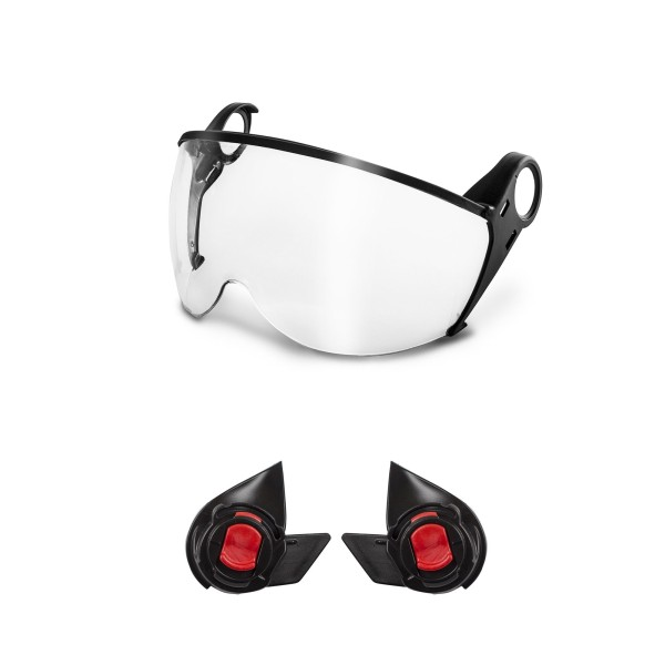 Kask Zen Visier Kit - Clear