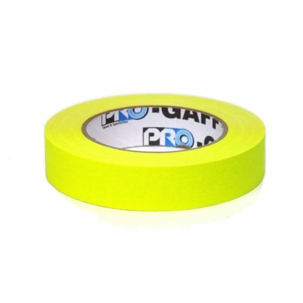 ProTape Fluorescent Yellow 24mm x 22m