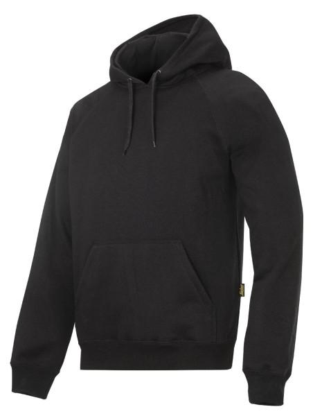 Snickers 2800 Hoodie schwarz XS