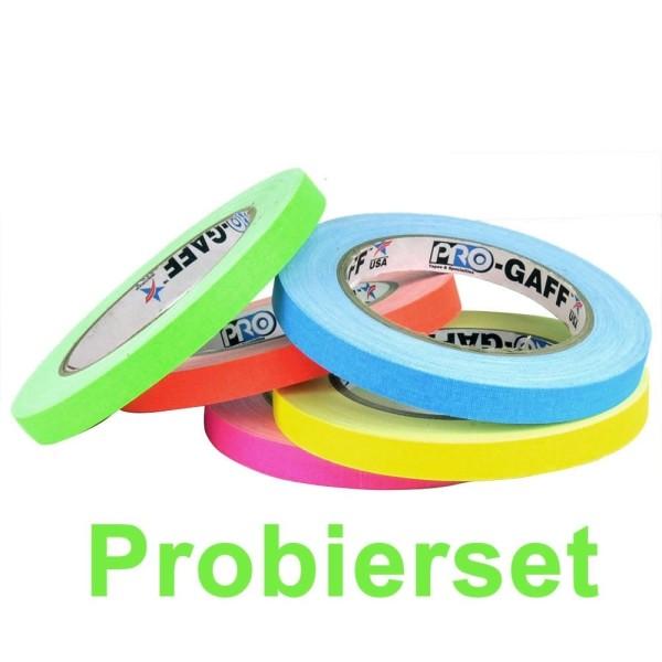 ProTape Fluorescent Probierset 12 mm