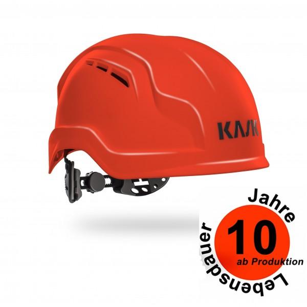 Kask Zenith AIR BA - EN 397 Arbeitshelm Rot Baujahr 2018
