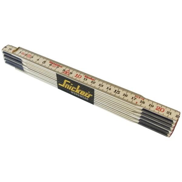 Gliedermassstab Snickers Schwedenmeter