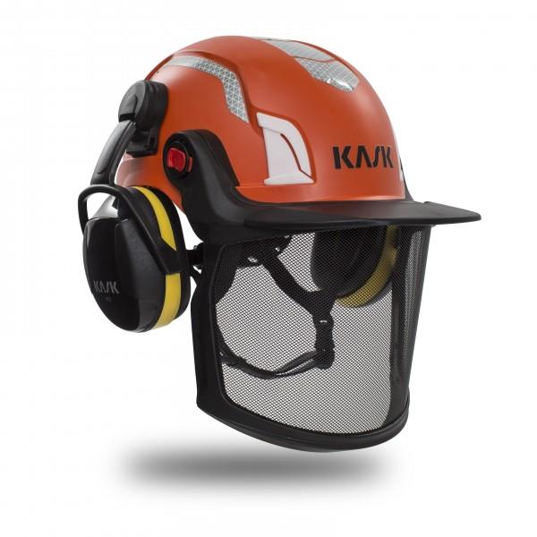 Kask Zenith Combo Helm EN 397 - Orange