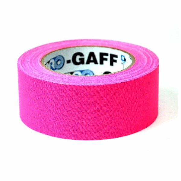 ProTape Fluorescent Pink 48mm x 22m
