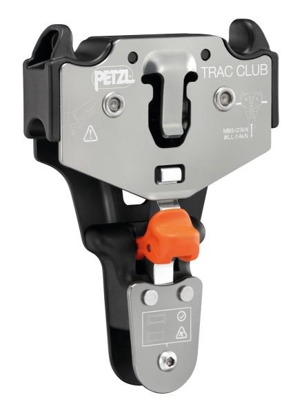 Petzl Trac Club Seilrolle Für Hilfsseilbahnen