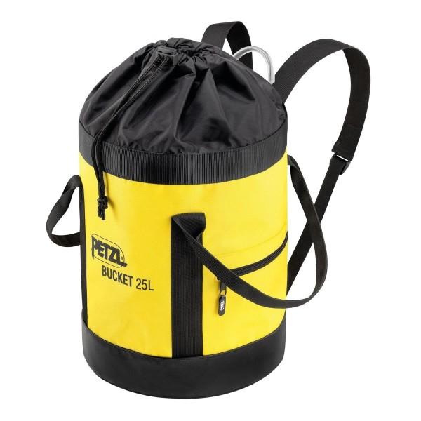 Petzl Bucket Materialrucksack Gelb 25L