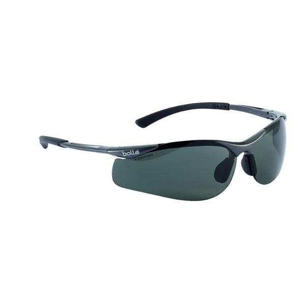 Bollé Schutzbrille Contour Rauchglas