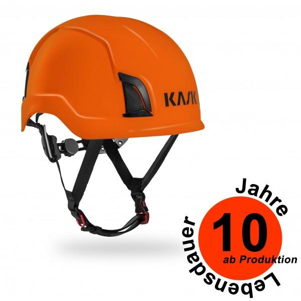 Kask Zenith - EN 397 Arbeitshelm Orange BJ 2016