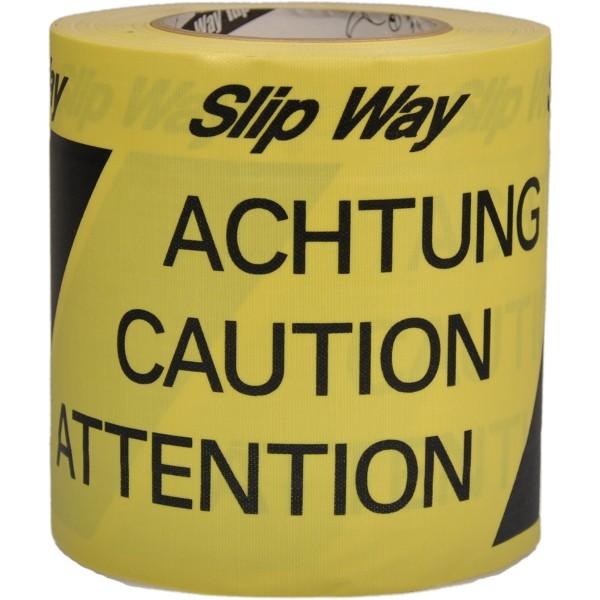 Le Mark Slipway Tunneltape Black/Yellow