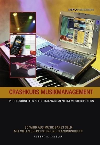 Crashkurs Musikmanagement -Mängelexemplar