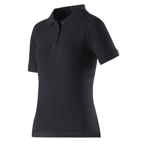 Snickers 2709 Damen Poloshirt schwarz XL