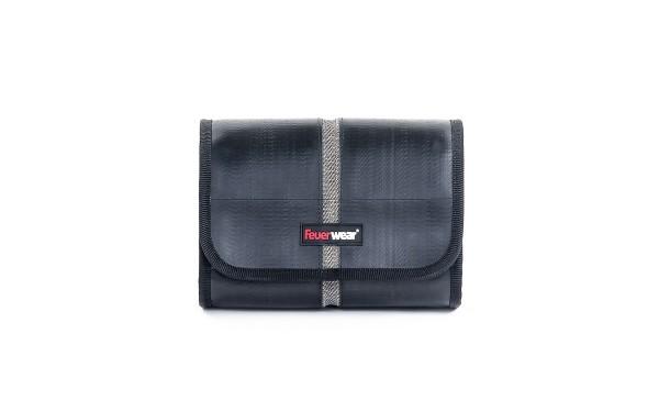 Feuerwear Larry Handtasche, Farbe Schwarz