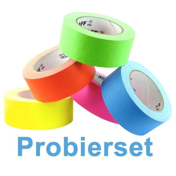 ProTape Fluorescent Probierset 48mm