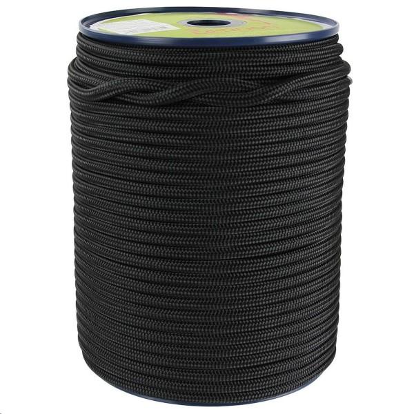 Tendon Reepschnur 8 mm schwarz 100 m Rolle