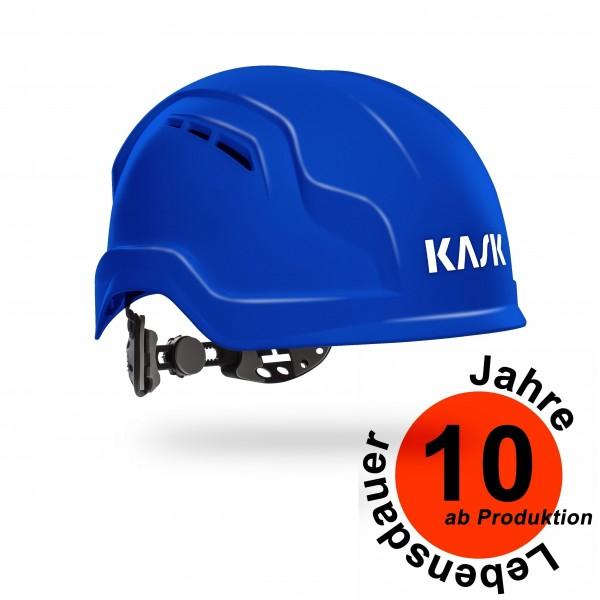 Kask Zenith AIR BA - EN 397 Arbeitshelm Blau Baujahr 2018
