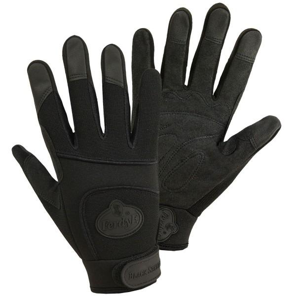 FerdyF. Techniker Handschuh Größe L, Schwarz