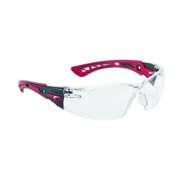 Bollé Schutzbrille Rush + Klarglas