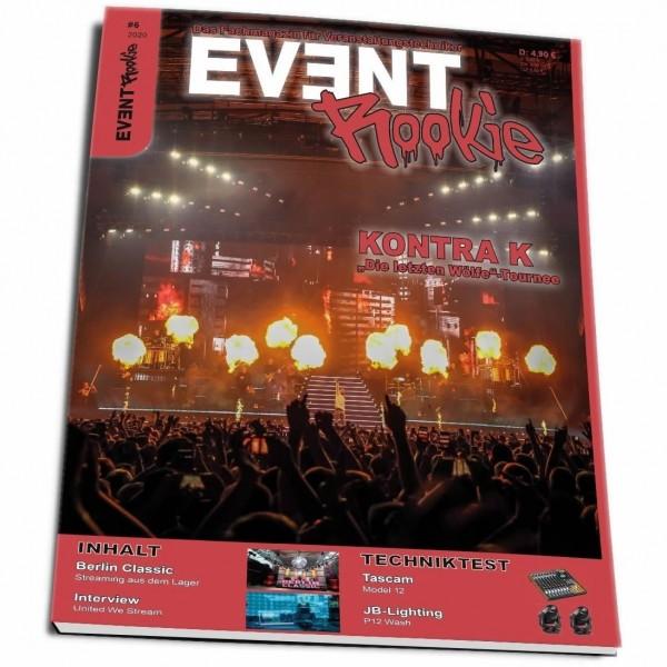 EventRookie Ausgabe #6 2020