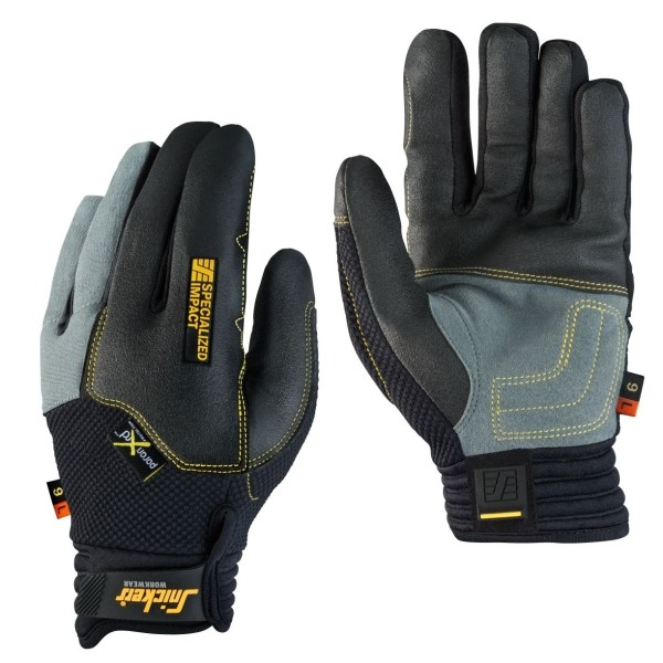 Snickers 9595 Specialized IMPACT Handschuh, Gr.S/7