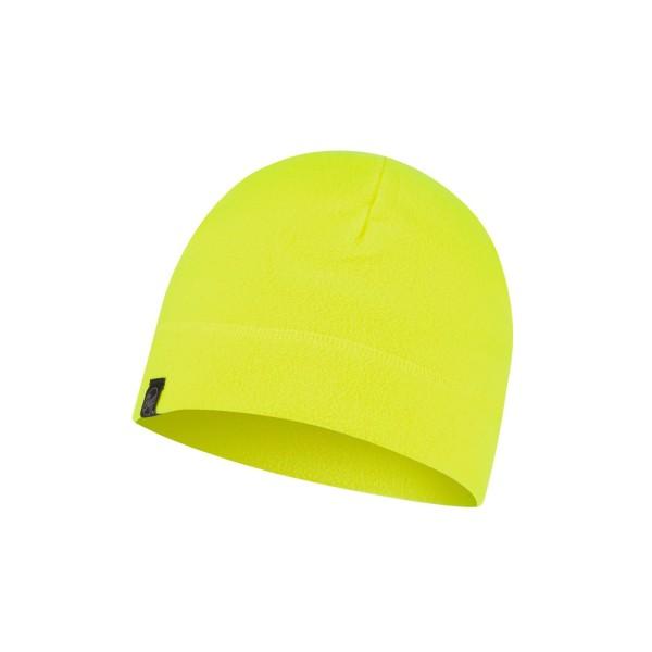 Buff Polar Hat SOLID YELLOW FLUOR