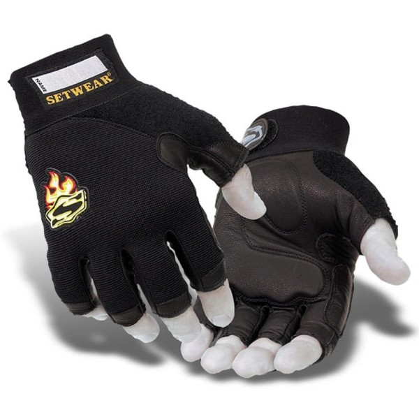 Setwear Leather Fingerless L