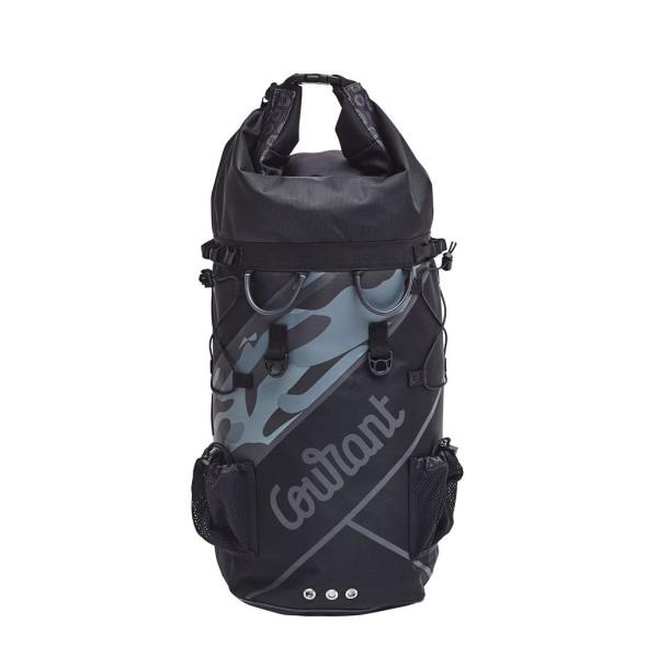 Courant Dock Materialsack Tactical Schwarz 60 L