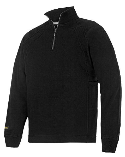 Snickers 2813 Sweatshirt Heavy Duty schwarz XS