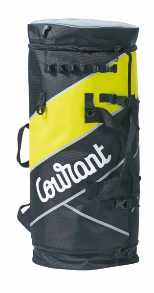 Courant Cross Pro Material-Rucksack 54l Flash-Gelb