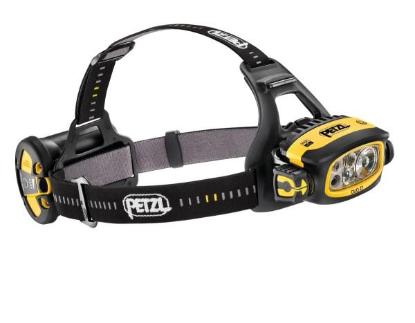 Petzl Duo Z1 Stirnlampe mit Akku 360 Lumen