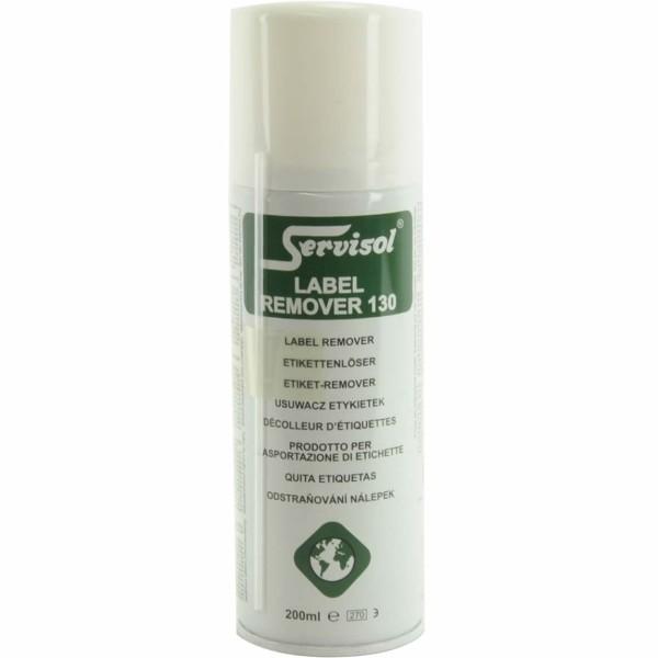 Servisol Label Remover 130, Etikettenlöser