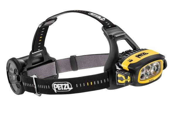 Petzl Duo S Stirnlampe 1100 Lumen / Akku