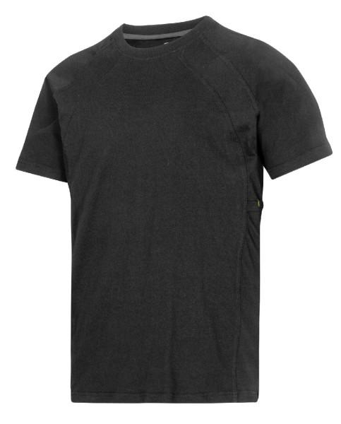 Snickers 2504 T-Shirt Classic schwarz L