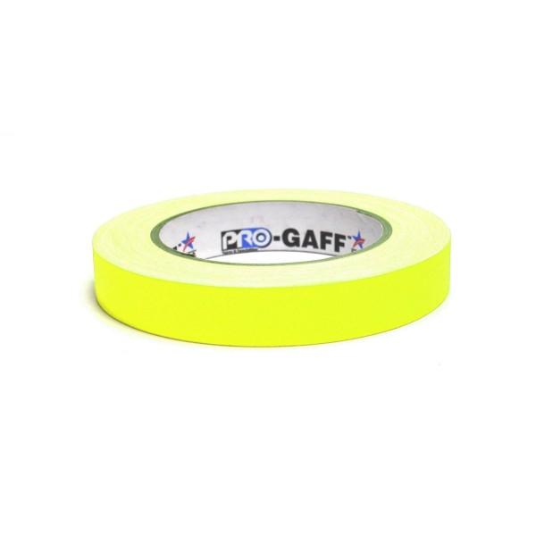 ProTape Fluorescent  Gelb 19mm x 22m