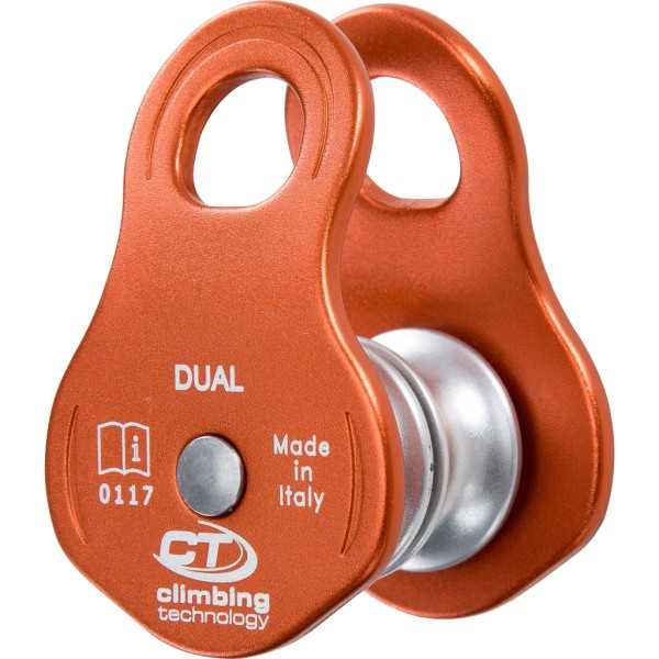 Climbing Technology Dual Doppel-Seilrolle