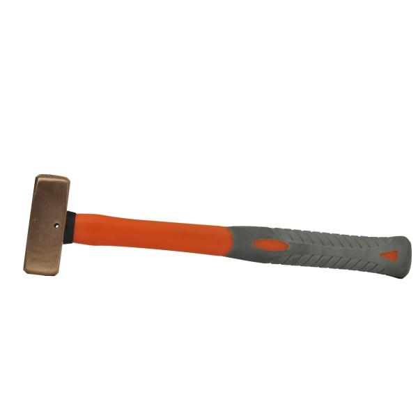 Eventshop Kupferhammer 500g mit Kunststoffstiel