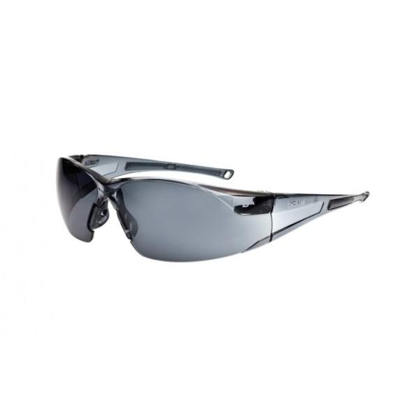 Bollé Schutzbrille Rush Rauchglas