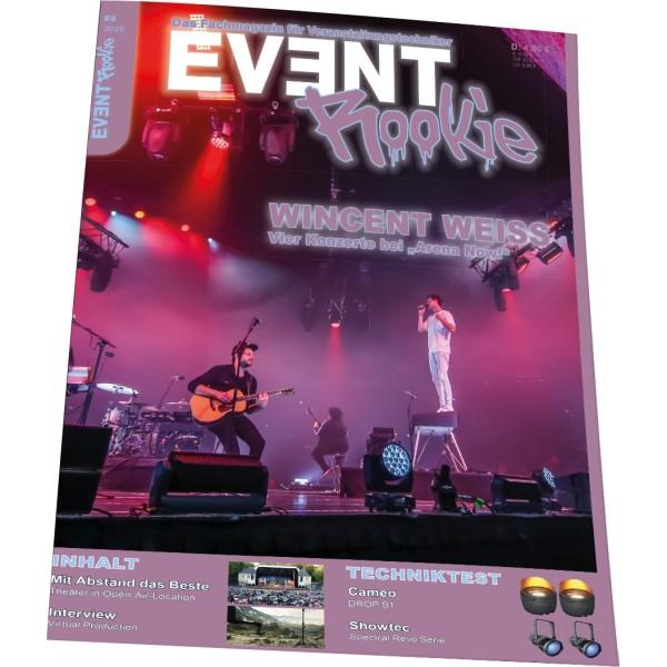 EventRookie Ausgabe #8 2020