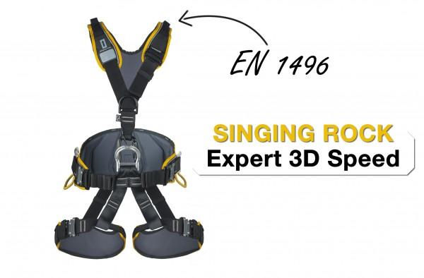 Bild-von-W0079-DR05-Singing-Rock-EXPERT-3D-SPEED-Komplettgurt-XL