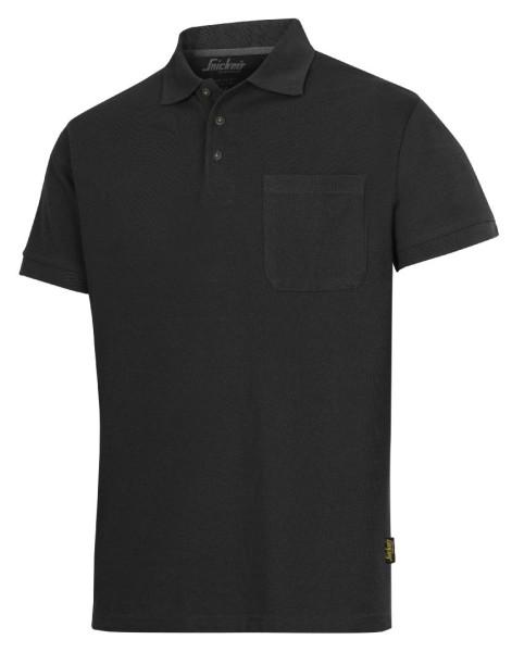 Snickers 2708 Poloshirt schwarz XS