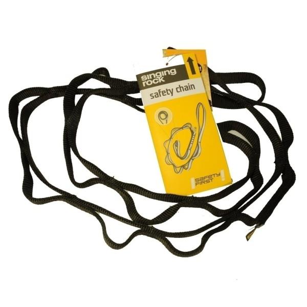 Singing Rock Safety Chain Verbindungs. schw. 120cm