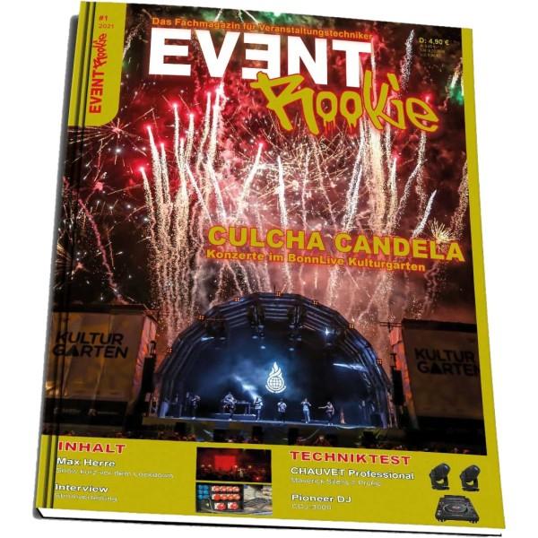 EventRookie Ausgabe #1 2021
